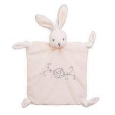 Kaloo Perle : Doudou lapin crème