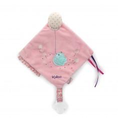 Kaloo Petite Rose : Doudou d'activité Douceur