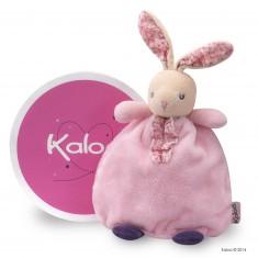 Kaloo Petite Rose : Doudou Lapin Fillette
