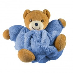 Kaloo Plume Mini patapouf ours : Bleu
