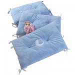 Kaloo Plume Tour de lit : Bleu