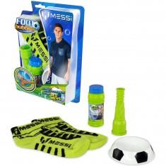 Kit de démarrage Foot Bubbles Lionel Messi : Chaussettes vertes