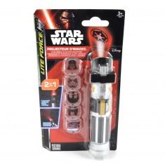 Lampe torche et projecteur d'images Star Wars
