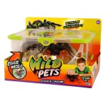 Terrarium et araignée Wild Pets