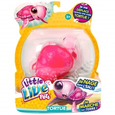 Tortue électronique Little Live Pets : Doucette
