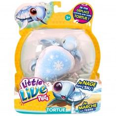 Tortue électronique Little Live Pets : Flocon