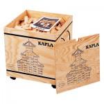 Kapla 1.000 planchettes - Baril avec couvercle