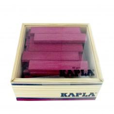 Kapla 40 planchettes : Prune