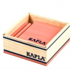Kapla 40 planchettes : Rose
