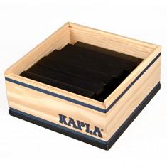 Kapla 40 planchettes - Noir