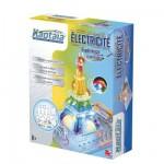 Expérience à peindre Electricité : Tour Eiffel