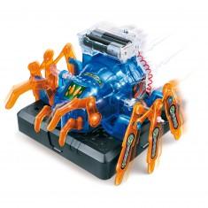 Mini expérience Electricité : Robot araignée