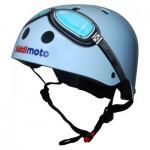 Casque de Vélo : Blue Goggle (Taille S)