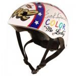 Casque de Vélo : Evel Knievel (Taille S)