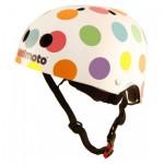 Casque de Vélo : Pastel Dotty (Taille S)