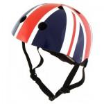 Casque de Vélo : Union Jack (Taille S)
