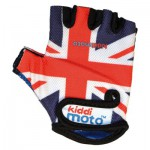 Gants de Vélos : Union Jack (Taille S)