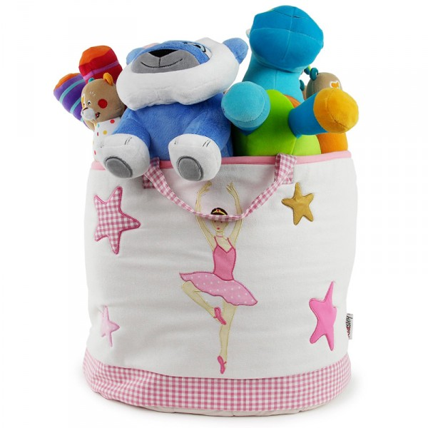 Sac à jouets : Ecole de danse - Kidsley-004