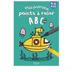 Livre : Mes premiers points à relier A.B.C. : Vert