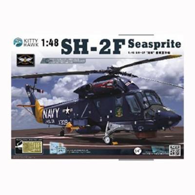 Maquette hélicoptère KAMAN SH-2F SEASPRITE 1980 - KittyHawk-KHM80122