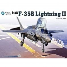 Maquette avion : Lockheed-Martin F-35 B Lightning II