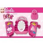 Armoire pour vêtements de poupées : Barbie