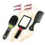Brosse à cheveux et miroir - Braun : Satin Hair