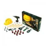 Set d'outils Bosch : Visseuse et casque
