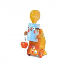 Jouet à plier : Fold my robot! : Robot scientifique