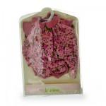 Vêtements pour poupée Anita 22 cm : Ensemble mauve