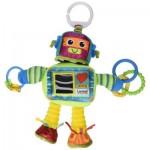 Hochet Rusty le Robot