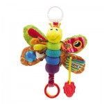 Mobile pour poussette : Freddie le papillon