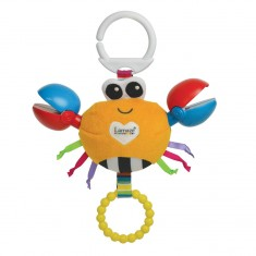 Peluche d'activités : Claude le crabe