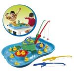 Bassin électrique : La pêche aux carnards - 4 joueurs