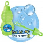 Bubble Up Verte : Bouteille 1L