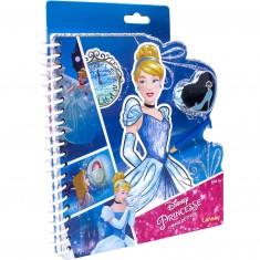 Carnet de style Disney Princesse : Cendrillon