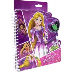 Carnet de style Disney Princesse : Raiponce