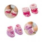 Chaussures d'hiver pour poupée Baby Born