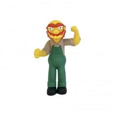 Figurine de collection Les Simpsons : Willie