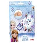 Kit de tatouages La Reine des Neiges (Frozen) : Mes supers tatouages