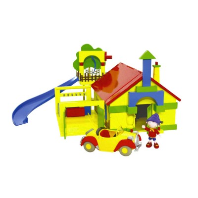 la maison de oui oui lansay magasin de jouets pour enfants. Black Bedroom Furniture Sets. Home Design Ideas
