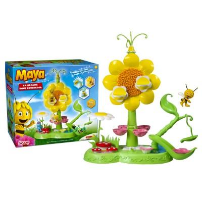 maya l 39 abeille la grande roue tournesol lansay magasin de jouets pour enfants. Black Bedroom Furniture Sets. Home Design Ideas