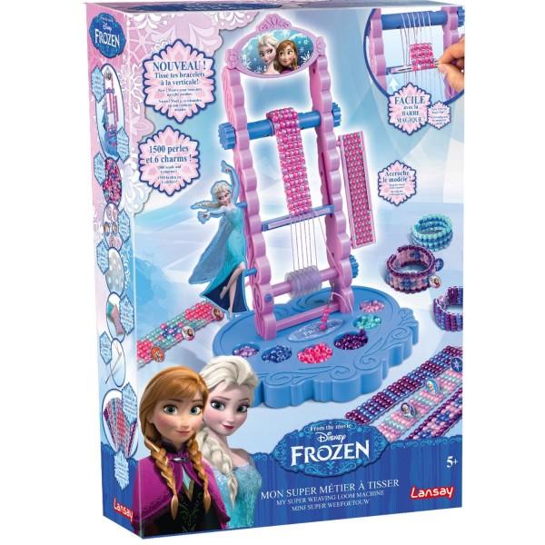 m tier tisser la reine des neiges frozen jeux et jouets lansay avenue des jeux. Black Bedroom Furniture Sets. Home Design Ideas