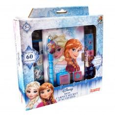 Mon carnet secret d'activités La Reine des Neiges (Frozen)