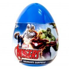 Oeuf surprise de figurines à collectionner : Avengers