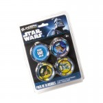 Pack de 10 disques Slingers : Star Wars