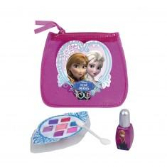 Pochette et maquillage Disney Frozen : La Reine Des Neiges