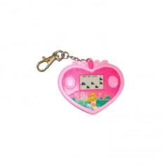 Porte-clé avec jeu électronique : Disney Princess