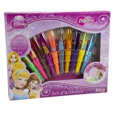 Set d'activités Blopens - Princesses Disney