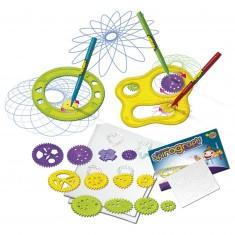 Spirographe : Set de création